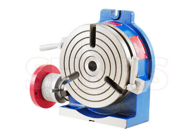 Shars 6 High Quality Horizontal Vertical Rotary Table Cert. New R