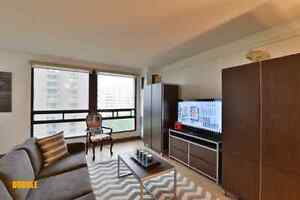 ALL INCLUSIVE LIVING AT 1ELEVEN DOUBLE FOR1400$!!!!