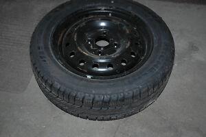Falken ZIEX ZE912 P195/60 R15 tires on Honda 4 bolt steel wheels Kitchener / Waterloo Kitchener Area image 5