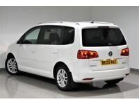 2013 Volkswagen Touran 2.0TDI ( 140ps ) DSG SE FINANCE FROM £62p/w -PX SWAP-