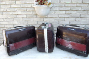 Honda Saddlebags and Travel Trunk - hard case