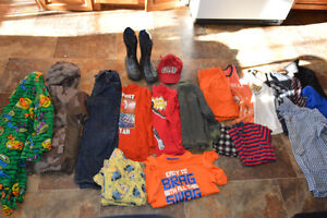 Boys clothes size 7, 8 and 9