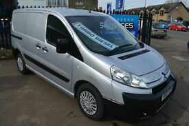 2007 CITROEN DISPATCH 1.6 HDi *NO VAT* GREAT CONDITION YEARS MOT FULLY SERVICERD
