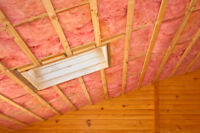 Need insulation replaced? Look no further. Mr Handyman is here!