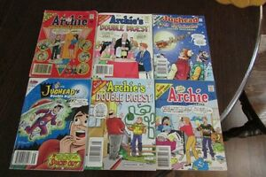Lot of 45 Archie digest books