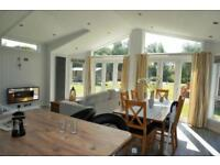 Beautiful 2 Bedroom Holiday Lodge for sale