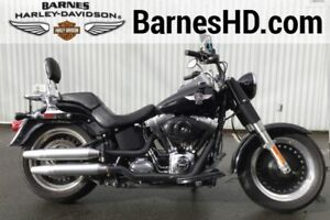 2014 Harley-Davidson FLSTF - Softail Fat Boy