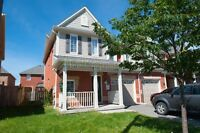 Gorgeous 3 Bedroom 3 Washroom End Unit Townhome In Milton