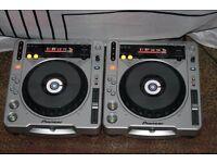 Swap my pioneer cdj 800 mk2 pair