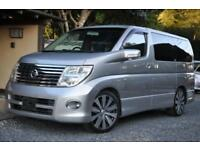 2007 (07) Nissan ELGRAND HIGHWAY STAR LEATHER EDITION