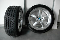 BMW Snows On Rims - Set of 4