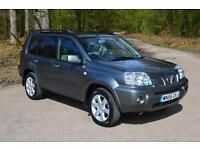 2006 NISSAN X TRAIL 2.2 dCi 136 Columbia 5dr ONE OWNER 38,000 MILES