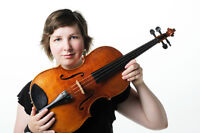 Violin, Fiddle and Viola Lessons