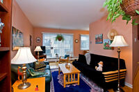 Beautiful 3 1/2 apartment spacious and bright
