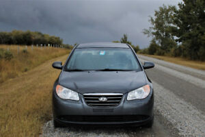 SOLD - 2007 Hyundai Elantra GLS Sedan
