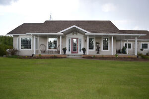 Ranch-Style Home on 6.1 acres