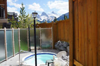 Canmore Month-to-Month Rental, Fully Furnished, Fabulous Views!