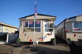 Static Caravan Nr Fareham Hampshire 2 Bedrooms 6 Berth ABI Connoisseur 2010
