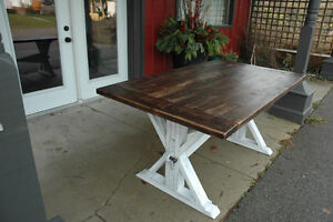 Custom Harvest Table only $525.00