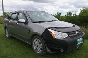 2008 Ford Focus SES Sedan