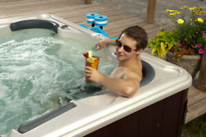 Hot Tub Sale - Waterbee's Fall Clear-Out Event this Weekend