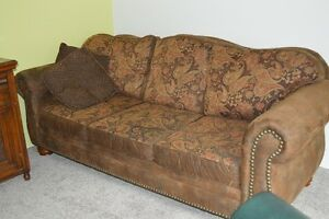 2 comfortable couch 225.00 ea.