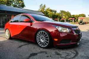 Wheels and coils for Chevrolet cruze!