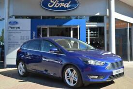 2017 FORD FOCUS 1.0 EcoBoost 125 Zetec Edition 5dr