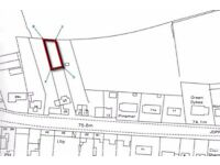Building Plot - Land to the North of 25 Joppa, Coylton, South Ayrshire - ZONED FOR RESIDENTIAL