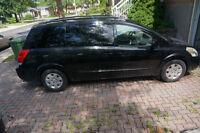 2005 Nissan Quest Minivan, Van