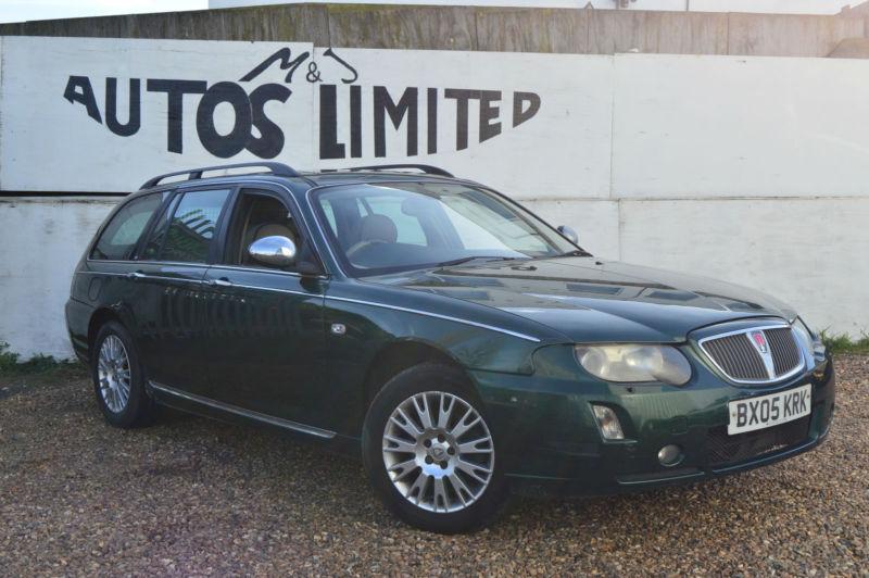 Rover 75 Tourer 1.8T Connoisseur SE