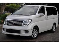 2005 (05) NISSAN ELGRAND XL LEATHER EDITION