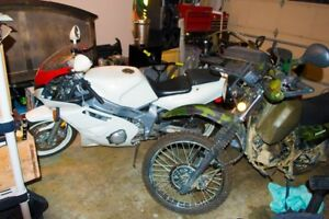 Yamaha FZR 600 PRICED REDUCED NEED GONE