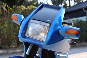 85-92 BMW K100RS fairing parts and windshield.