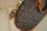 Authentic Louis Vuitton Alma monogram VI0947