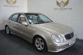 Mercedes-Benz E270 2.7TD auto 2003MY CDI Avantgarde