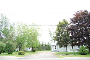 2 lots included! Large shed/garage. Cozy home with newer roof!