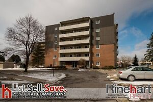 List. Sell. Save 2.5% Total | #304-1104 Jalna blvd $84,900