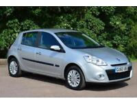2010 RENAULT CLIO 1.2 16V I Music 5dr VERY LOW MILEAGE