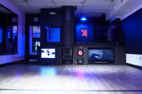 Need Space For A Party (LOOK HERE)