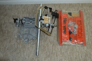 Drill Press Stand and Hirsh Tool Stool