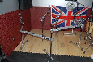 Pearl 3 pc Icon DR-503 drum rack with 9 clamps