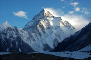 "K2 Worlds Second Highest Mountain - ""Trek the Throne!"