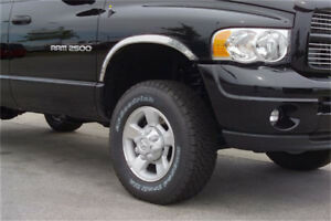 Putco - Contours Ailes (Trims) SS Chrome Ram 2500-3500 10-18
