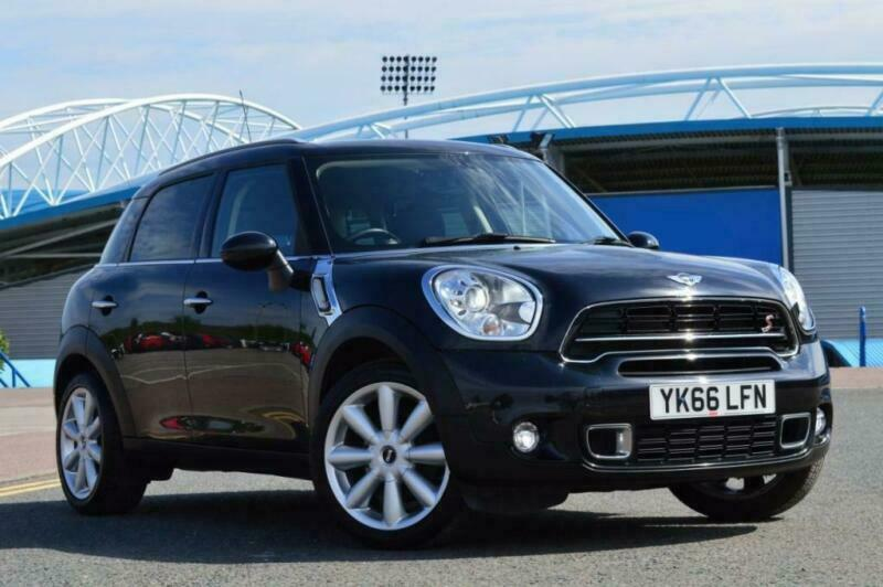 2016 Mini Countryman 20 Cooper S D 5dr 5 Door Hatchback In