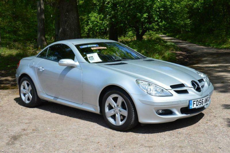 2006 mercedes benz slk 280 2dr tip auto in lydney. Black Bedroom Furniture Sets. Home Design Ideas