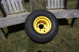 John Deere Rim And Tire