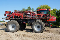 4420 CaseIH high clearance sprayer 120' boom
