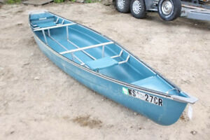 WTB: Square stern canoe, preferably Coleman