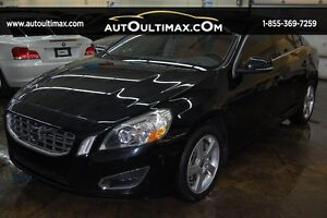 Volvo S60 T5 Level 2-CUIR-TOIT-CAMERA RECULE 2012